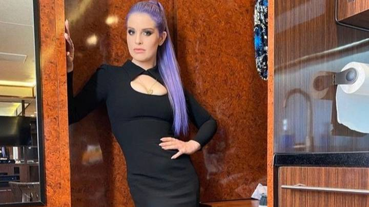 Kelly Osbourne Stuns Fans With Incredible Weight Loss
