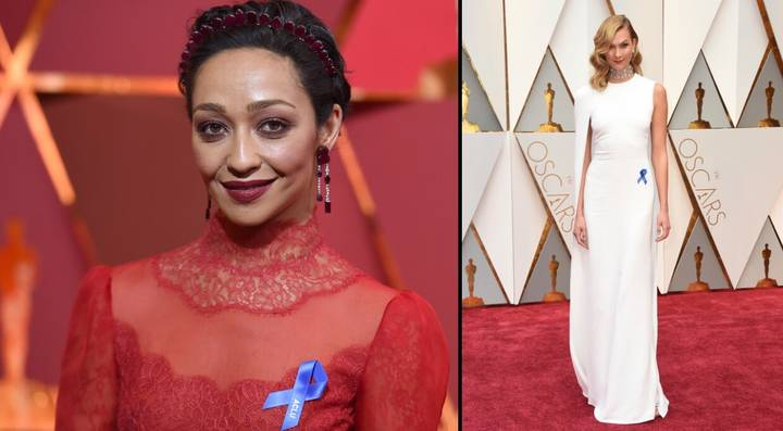 This Is Why So Many Hollywood Actors Are Wearing Blue Ribbons