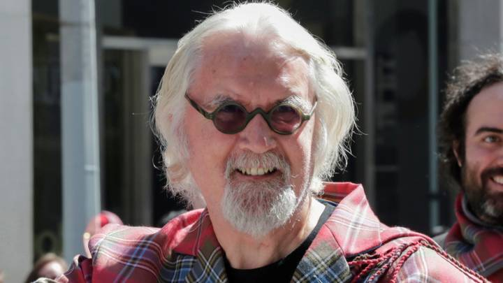 Billy Connolly Reveals He's No Longer Able To Share Bed With Wife Due To Parkinson's