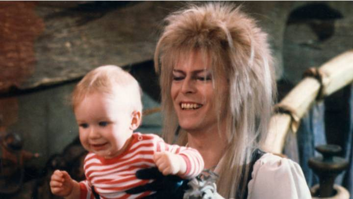 The Baby from Labyrinth is All Grown Up Now