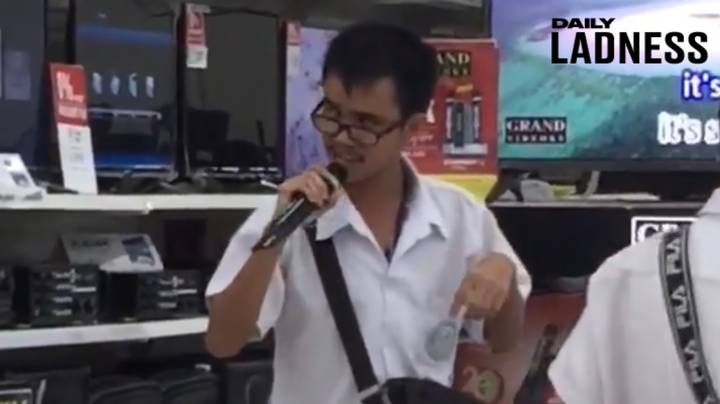 Blind Schoolboy Wows Sam Smith After Cover Of Too Good At Goodbyes Goes Viral
