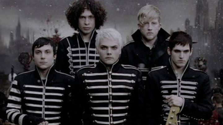 My Chemical Romance Is Coming To Australia