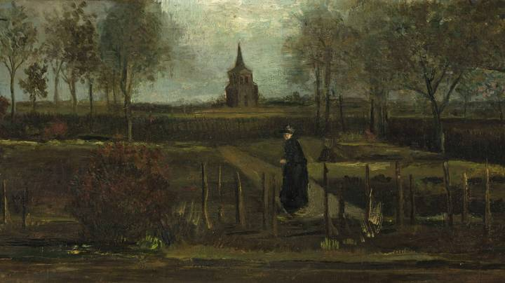 Police Searching For Thief After Van Gogh Painting Is Stolen