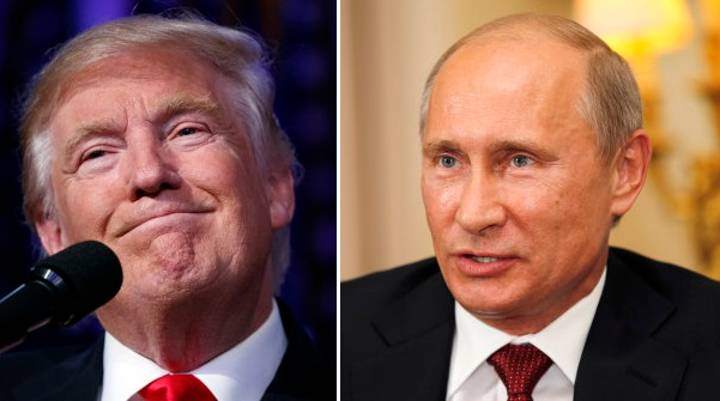 Vladimir Putin And Donald Trump Are Already Becoming Best Mates