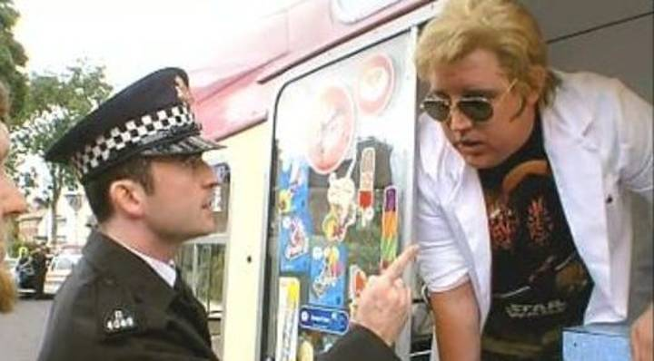 This Bloke Called The Police Because He Thought An Ice Cream Van Was 'Too Loud'