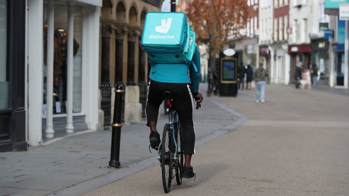 Amazon Prime Customers Can Now Get Free Deliveroo Delivery In The UK