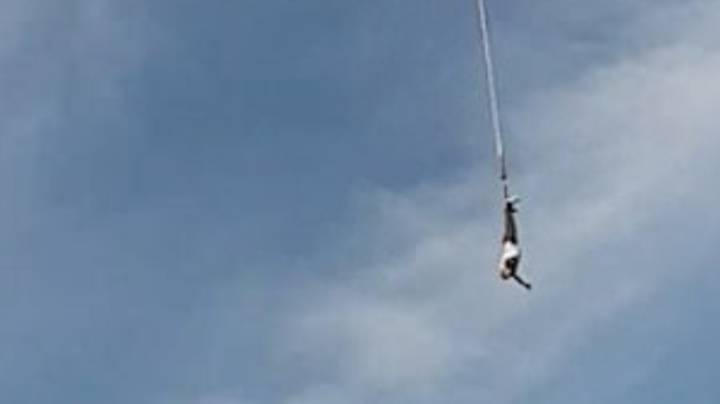 Man Breaks Spine After Bungee Harness Snaps In Poland