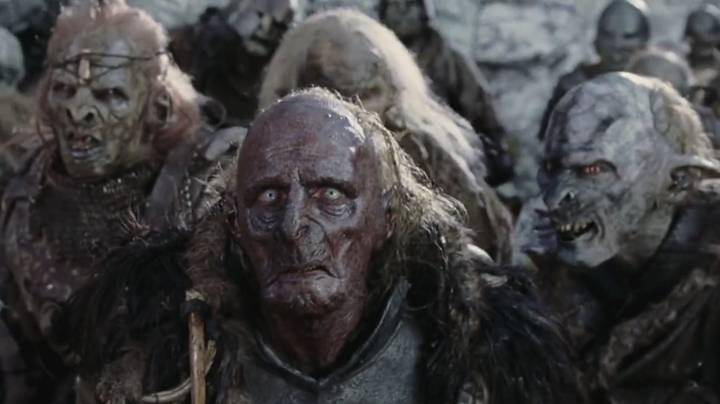 Lord Of The Rings Amazon TV Series Casting Weird-Looking Extras To Play Orcs