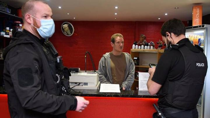 Gym Raided By Police For 11th Time After Repeatedly Refusing To Close During Lockdown