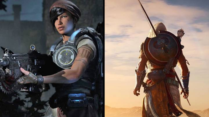 Walmart Leaks New Video Game Titles Including 'Gears Of War 5' And 'Assassin's Creed'