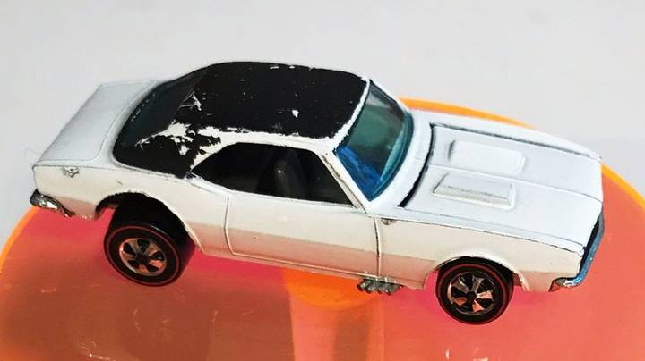 Collector Finds Hot Wheels Car Worth 'Up To $100,000'