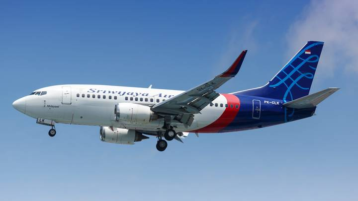 Boeing 737 Plane Vanishes Over Sea After 'Falling 10,000ft' On Takeoff