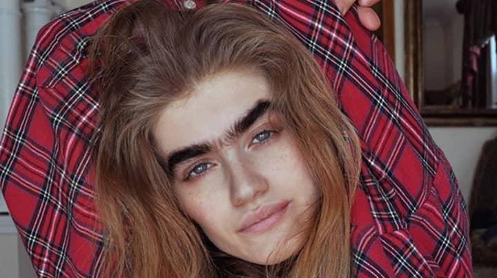 Meet Sophia Hadjipanteli, The Model With The Big Unibrow