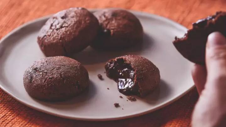 ​Domino's Launches New Chocolate Orange Cookies With Gooey Centres