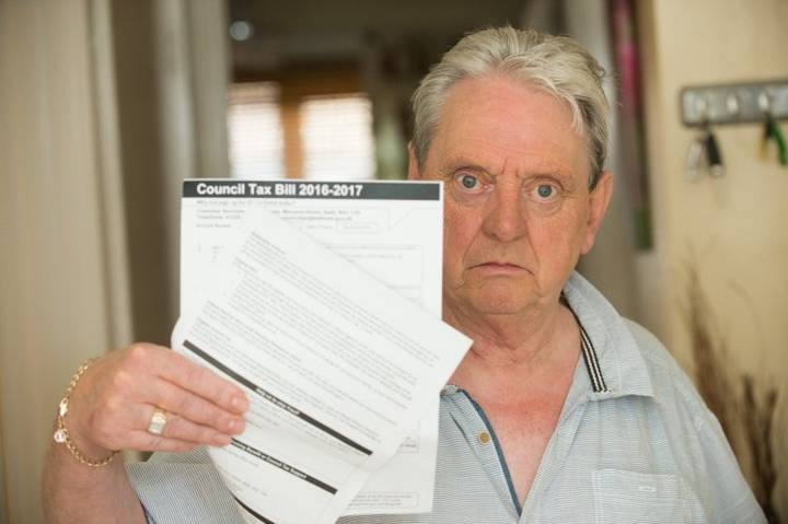Man Sent Bill For 1p And Asked If He Would Like To Pay In Instalments