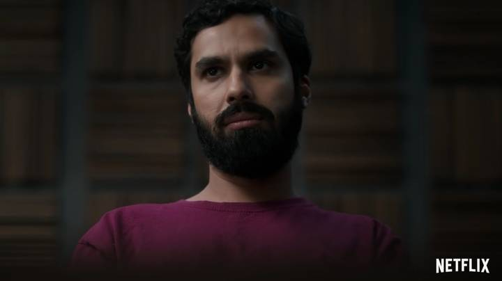 Big Bang Theory Star Kunal Nayyar Takes On Chilling Role Of Killer In Netflix's Criminal