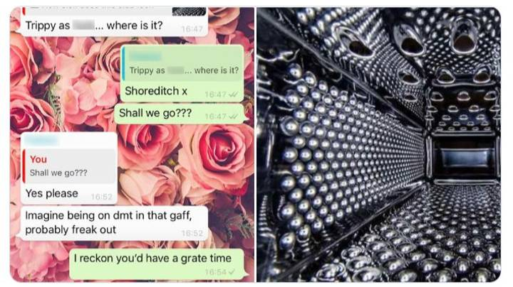 Girl Tricks Friend Into Thinking Cheese Grater Photo Is A Real Club