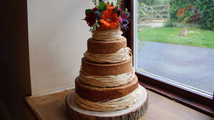 There's A Pork Pie Wedding Cake, And You're Going To Want One
