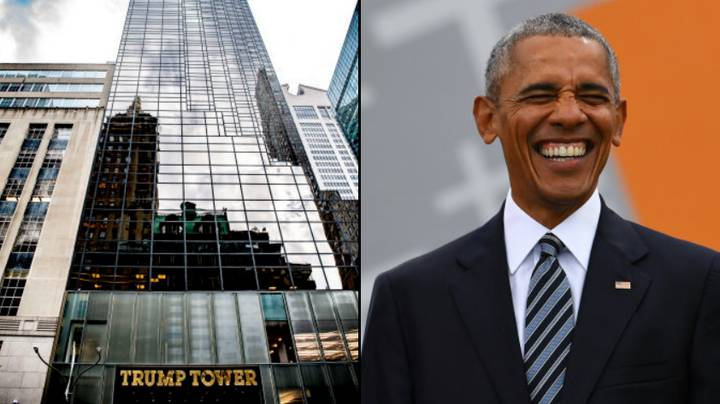 Thousands Sign Petition To Name The Trump Tower Street After Obama