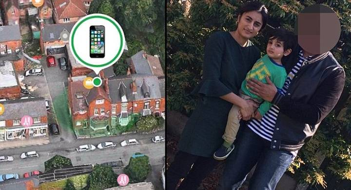 Mum Uses Find My iPhone App To Discover Her Cheating Husband