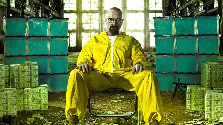 Bryan Cranston And Aaron Paul Will Reportedly Star In Breaking Bad Movie