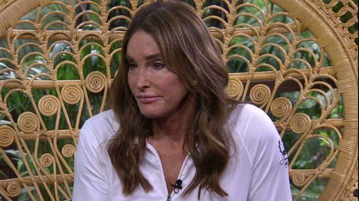 Caitlyn Jenner Fights Back Tears As She Explains Why She Went On I'm A Celeb