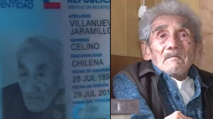 The World's Oldest Man Is Believed To Have Died In Chile - Aged 121