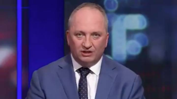 Barnaby Joyce Believes Office Rules Shouldn't Stop A Boss From Sleeping With An Employee