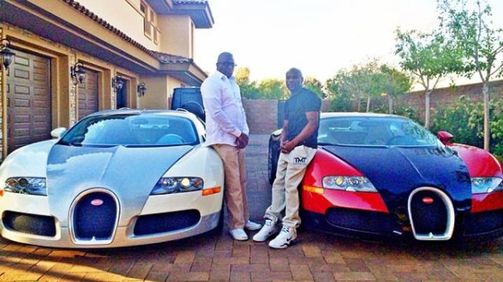 Floyd Mayweather Reportedly Spent $25K On Oil Change For His Bugatti