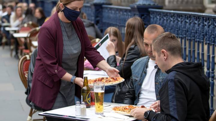 UK Split Over Using Government's Eat Out To Help Out Scheme