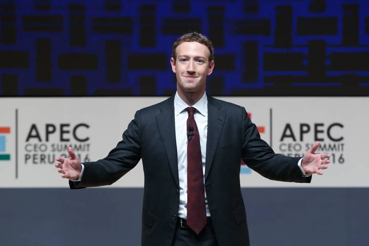 Mark Zuckerberg Earned Over £4 Billion In The First Two Weeks Of This Year