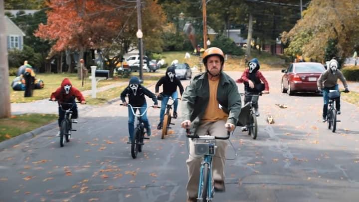 Adam Sandler's Hubie Halloween Is Most Successful Netflix Film Of 2020