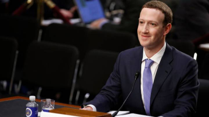 People Are Wondering If Mark Zuckerberg Is Actually A Robot