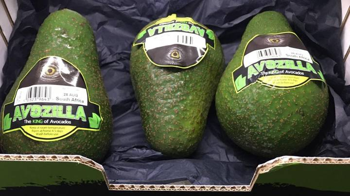 Tesco Relaunch 'Avozilla' Avocado That Serves Up To 10 People