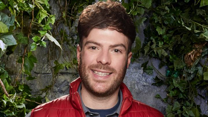 Jordan North Throws Up While Abseiling Into The I'm A Celeb Camp