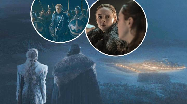 New Photos From Third Episode Of Game Of Thrones Season 8 Released