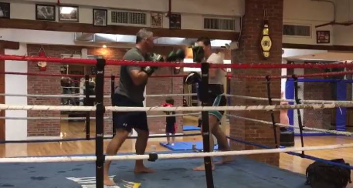 Shane McMahon Has Uploaded Videos Of Him Training Ahead Of His Match Against The Undertaker At Wrestlemania