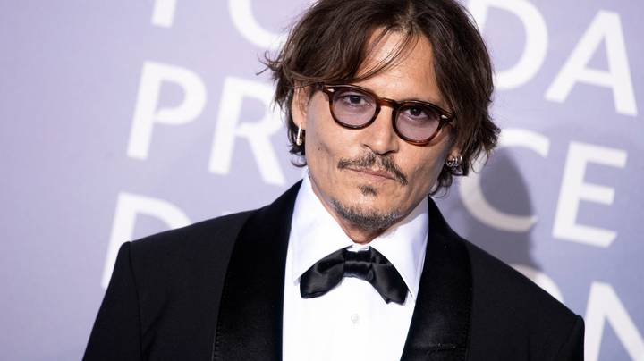 Johnny Depp Accepts Film Festival Award After Being Axed From Fantastic Beasts 3