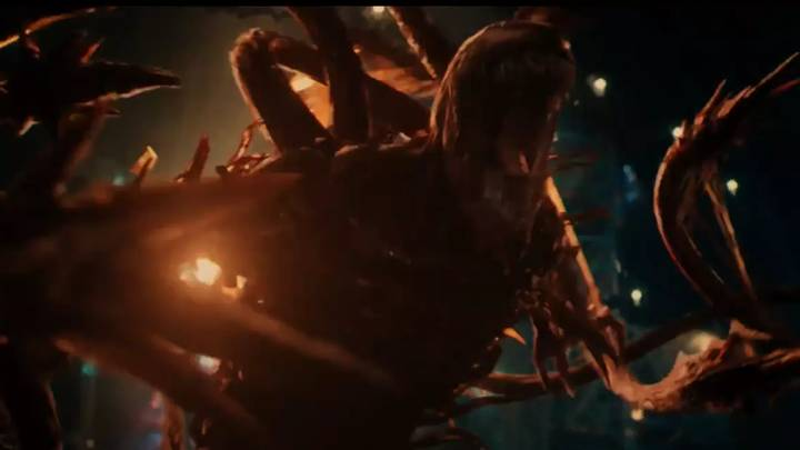 Trailer For Venom: Let There Be Carnage Released