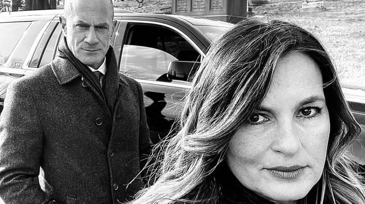 Stabler And Benson Reunite On Set For New Law & Order: SUV Spin-Off