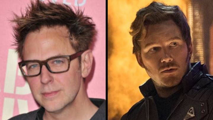 James Gunn Is No Longer Working On 'Guardians Of The Galaxy Vol. 3'