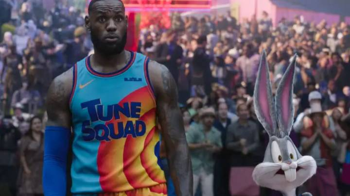 LeBron James Sends Message To 'Haters' After Space Jam Debuts To Bad Reviews