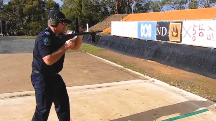 Investigation Sparked After ABC Logo Found At South Australian Police Shooting Range