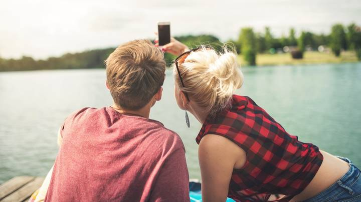 Couples Who Post Fewer Selfies On Social Media Are Happier