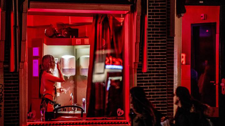Amsterdam's First Female Mayor Wants To Block Red Light District Windows