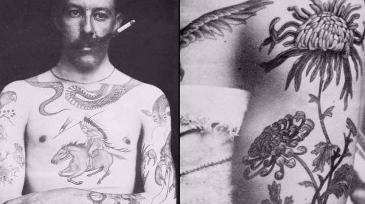 Amazing Photos Reveal Work From The UK's First Professional Tattoo Artist