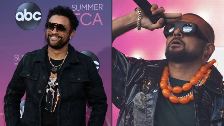 Sean Paul And Shaggy Are Touring Australia Together