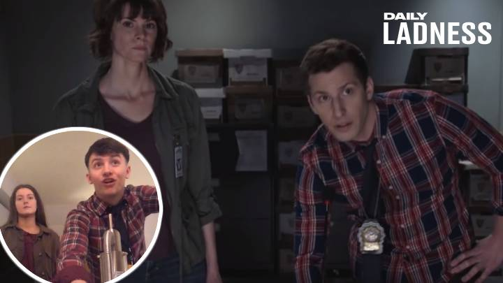 Brooklyn Nine-Nine Fans Recreate Famous Scene On TikTok