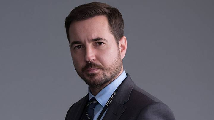 People Want Line Of Duty Star Martin Compston To Play James Bond