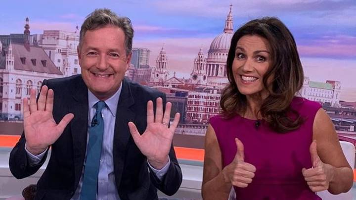 Piers Morgan Is Taking A Break From Presenting Good Morning Britain
